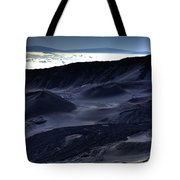 Haleakala Crater Hawaii Tote Bag