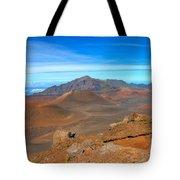 Haleakala Lava Cones Tote Bag