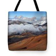 Haleakala Meaning House Of The Sun Tote Bag