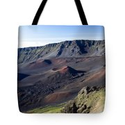 Haleakala Sunrise On The Summit Maui Hawaii - Kalahaku Overlook Tote Bag by Sharon Mau
