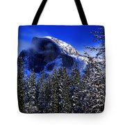 Half Dome Clearing Tote Bag