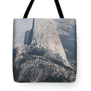 Half Dome Glacier Point Tote Bag