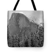 Half Dome Yosemite Tote Bag by Heidi Smith