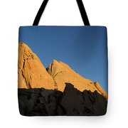 Half Moon At Garden Of The Gods Tote Bag