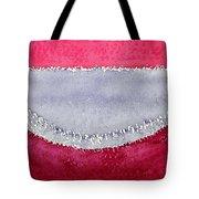 Half Moon Bay Original Painting Tote Bag