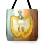 Half-pepper Tote Bag