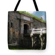 Halifax Citadel Tote Bag