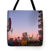 Halifax Fair Grounds Tote Bag