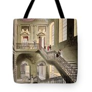 Hall And Staircase At The British Tote Bag