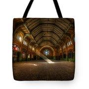 Hall Beam Tote Bag