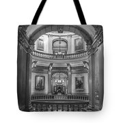 Hall In Michigan State Capital Tote Bag