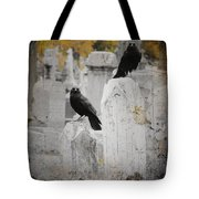 Halloween Is In The Autumn Air Tote Bag