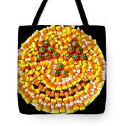 Halloween Candy Tote Bag