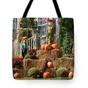 Halloween Celebrations Tote Bag