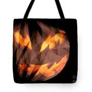 Halloween Moon Tote Bag