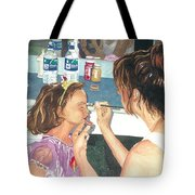 Halloween Princess Tote Bag