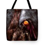 Halloween - The Headless Horseman Tote Bag