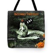 Halloween Tricksters Tote Bag