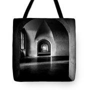 Halls Tote Bag