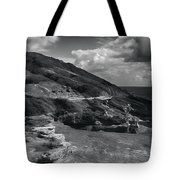 Halona Blowhole Lookout- Oahu Hawaii Tote Bag