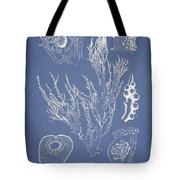 Halymenia Formosa And Eucheuma Spinosum Tote Bag by Aged Pixel