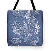 Halymenia Formosa And Eucheuma Spinosum Tote Bag