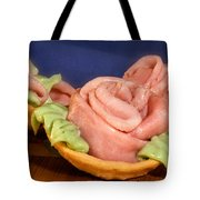 Ham Roses Tartletts Tote Bag