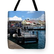 Hamilton Dock Tote Bag