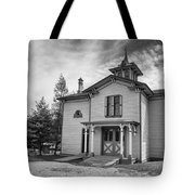 Hamilton House Garden House Tote Bag