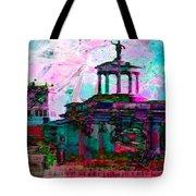 Hamilton Ohio City Art 16 Tote Bag