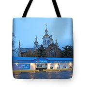 Hamilton Orthodox Church Tote Bag