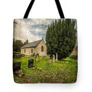 Hamlet Church Tote Bag