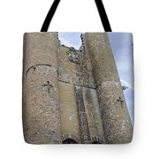 Hammond Castle Detail II Tote Bag