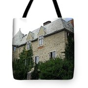 Hammond Castle - Watercolor Tote Bag
