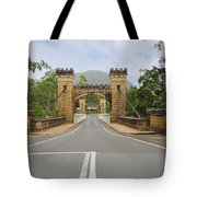 Hampden Bridge Kangaroo Valley Tote Bag