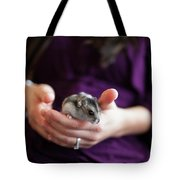 Hampster Tote Bag
