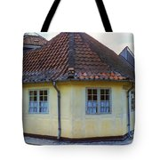 Hans Christian Anderson Birthplace Tote Bag