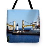 Han Xin Ship Tote Bag