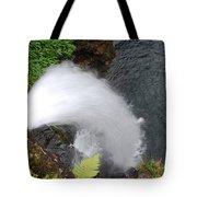 Hana Waterfall Tote Bag