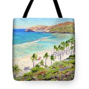 Hanauma Bay - Oahu Tote Bag