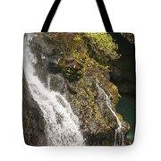 Hanawi Falls Tote Bag