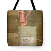 Hand-crank Oil Pump Tote Bag
