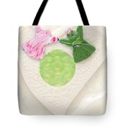 Hand In Hand Into Adventure Land Tote Bag