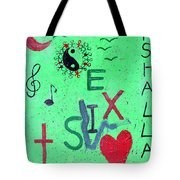 Hand In Hand We Stand Tote Bag