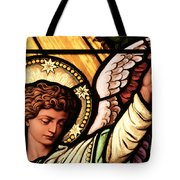 Hand Of The Angel Tote Bag