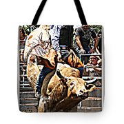 Hand Up High Tote Bag