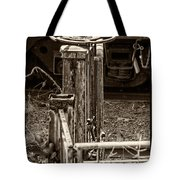 Handbrake Tote Bag