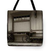Handcarts Tote Bag