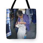 Handmade #3 Tote Bag