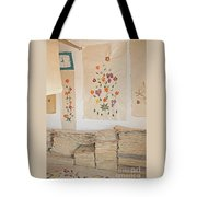 handmade paper from Madagascar 1 Tote Bag